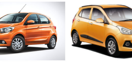 Tata Tiago vs. Grand i10
