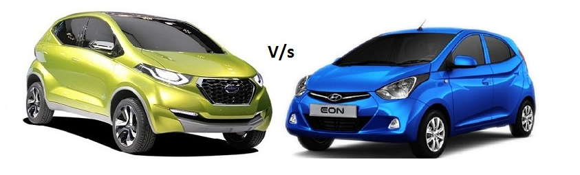 Hyundai Eon vs. Datsun Redi-Go - Comparison