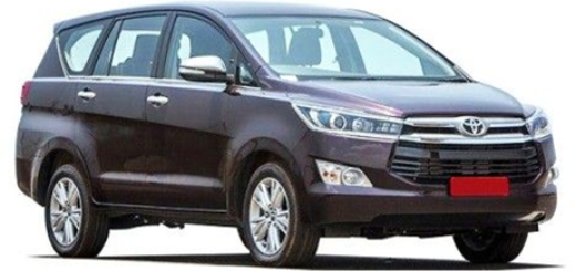 New Innova Crysta