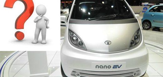 an electric Tata Nano variant