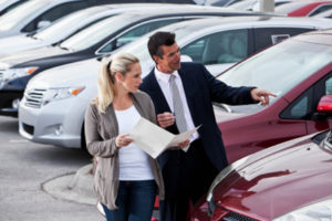 Buying a certified pre-owned car